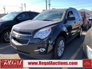 Used 2010 Chevrolet Equinox LT for sale in Calgary, AB