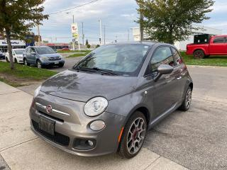 Used 2013 Fiat 500 AUTO | BLUETOOTH | NO ACCIDENTS | for sale in Toronto, ON