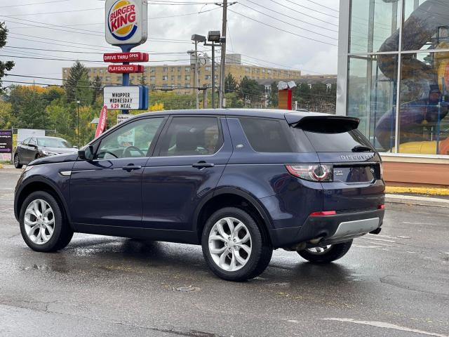 2015 Land Rover Discovery Sport HSE Navigation/Panoramic Sunroof/Camera Photo4