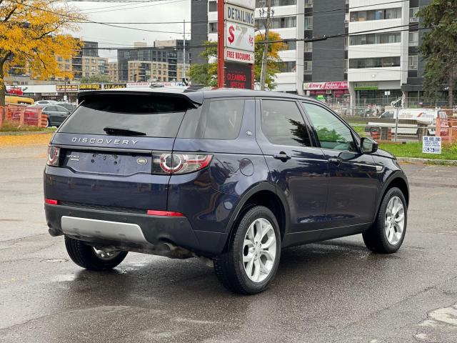 2015 Land Rover Discovery Sport HSE Navigation/Panoramic Sunroof/Camera Photo6