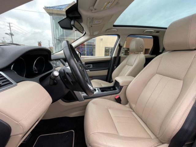 2015 Land Rover Discovery Sport HSE Navigation/Panoramic Sunroof/Camera Photo9