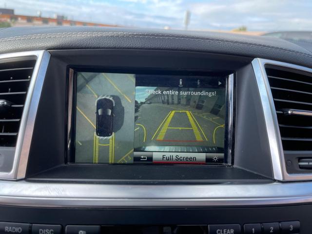 2014 Mercedes-Benz M-Class ML 550 AMG Navigation /Panoramic Sunroof/Camera Photo18