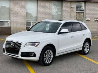 Used 2015 Audi Q5 2.0T Progressiv Navigation/Pano Sunroof /Leather for sale in North York, ON