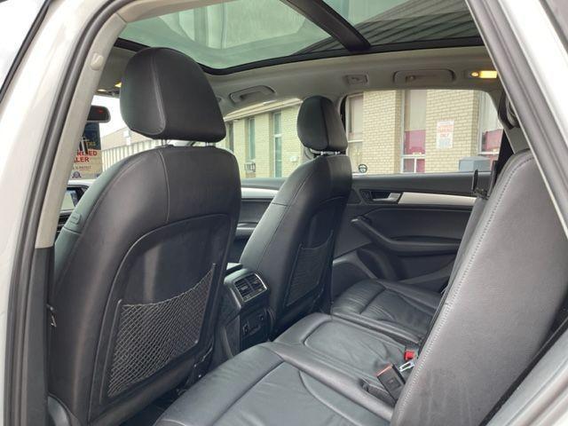 2015 Audi Q5 2.0T Progressiv Navigation/Pano Sunroof /Leather Photo11