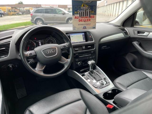 2015 Audi Q5 2.0T Progressiv Navigation/Pano Sunroof /Leather Photo12