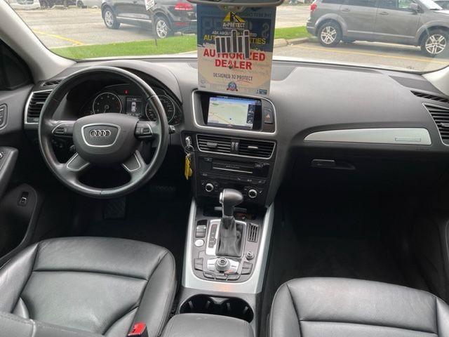2015 Audi Q5 2.0T Progressiv Navigation/Pano Sunroof /Leather Photo14