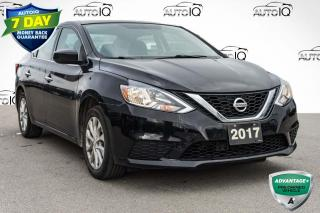 Used 2017 Nissan Sentra 1.8 S VERY CLEAN LOW MILEAGE CAR for sale in Innisfil, ON