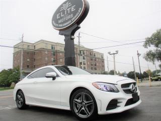 Used 2019 Mercedes-Benz C-Class C 300 4MATIC Coupe for sale in Burlington, ON