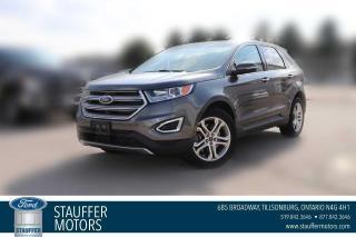Used 2018 Ford Edge Titanium for sale in Tillsonburg, ON