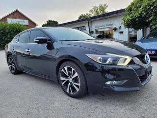 Used 2017 Nissan Maxima Platinum for sale in Waterdown, ON