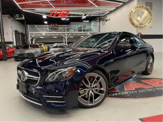 Used 2019 Mercedes-Benz E-Class E53 AMG COUPE I PANO I NAVI I COMING SOON for sale in Vaughan, ON