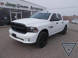 Used 2020 RAM 1500 Classic ST for sale in Arnprior, ON