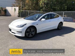 Used 2019 Tesla Model 3 Standard Range Plus FULL SELF DRIVE!!  HEATED SEAT for sale in Ottawa, ON