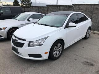 Used 2014 Chevrolet Cruze 1LT for sale in Surrey, BC