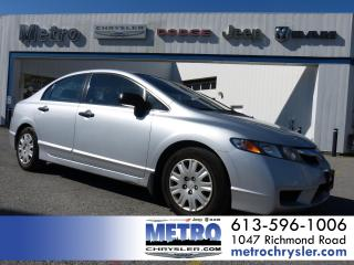 Used 2009 Honda Civic DX - MUST GO for sale in Ottawa, ON