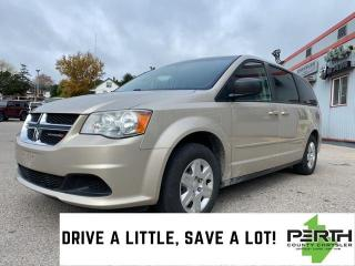 Used 2013 Dodge Grand Caravan for sale in Mitchell, ON