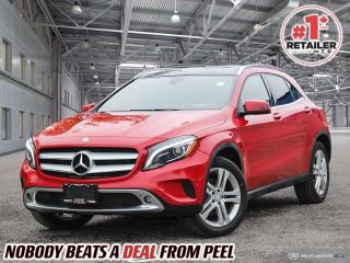 Used 2016 Mercedes-Benz GLA Base for sale in Mississauga, ON
