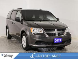 Used 2019 Dodge Grand Caravan SXT +, Back Up Cam, Stow'n Go, Bluetooth! for sale in Brampton, ON