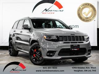 Used 2019 Jeep Grand Cherokee SRT 4x4/ACCIDENT FREE/NAV/BACKUPCAM/BLIND SPOT/HK for sale in Vaughan, ON