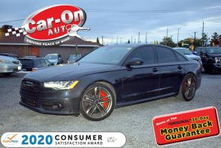Used 2015 Audi S6 4.0T   NEW ARRIVAL   420 HP   20 ALLOYS   NAV for sale in Ottawa, ON