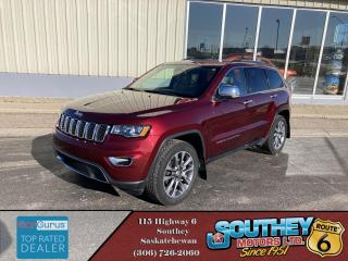 Used 2018 Jeep Grand Cherokee Limited for sale in Southey, SK
