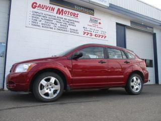 Used 2007 Dodge Caliber SXT Hatchback Cheap Wheels! for sale in Swift Current, SK