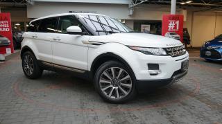 Used 2014 Land Rover Evoque Prestige for sale in Vancouver, BC
