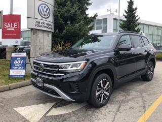 New 2021 Volkswagen Atlas for sale in Surrey, BC