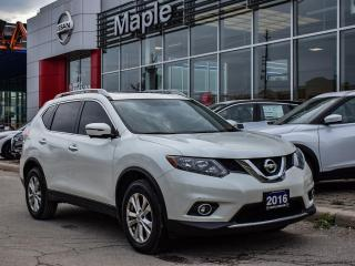 Used 2016 Nissan Rogue SV AWD Bluetooth Backup Camera Blind Spot Alloys for sale in Maple, ON