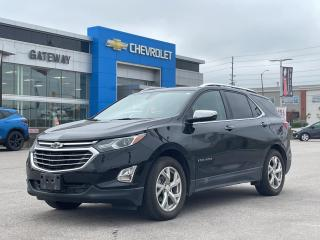 Used 2018 Chevrolet Equinox Premier/Blue Tooth/Sun Roof/Leather/Navi/ for sale in Brampton, ON