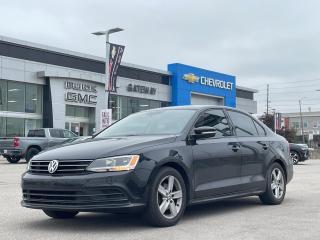 Used 2015 Volkswagen Jetta Sedan Trendline/Backup Camera Bluetooth/Heated Seats/ for sale in Brampton, ON