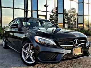 Used 2018 Mercedes-Benz C-Class C300|BIRD EYE VIEW|PANORAMIC|MEMORY SEATS|ALLOYS| for sale in Brampton, ON