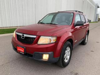 Used 2008 Mazda Tribute AWD V6 Auto for sale in Mississauga, ON