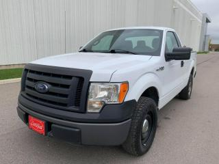 Used 2012 Ford F-150 2WD REG CAB for sale in Mississauga, ON