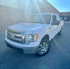 Used 2013 Ford F-150 4WD SUPERCREW for sale in Calgary, AB