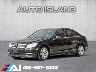 Used 2011 Mercedes-Benz C-Class 2.5L 4Matic for sale in North York, ON