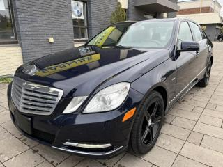 Used 2012 Mercedes-Benz E-Class Sdn 3.0L BlueTEC RWD for sale in Nobleton, ON