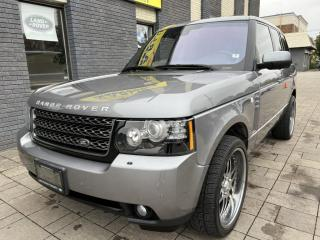 Used 2012 Land Rover Range Rover 4WD HSE LUX for sale in Nobleton, ON
