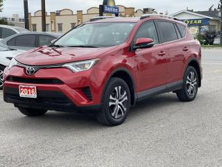 Used 2016 Toyota RAV4 4dr LE for sale in Brampton, ON