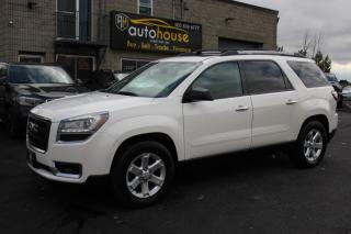 Used 2014 GMC Acadia SLE2/ AWD/ 7 PASS/ DUEL SUNROOF/ BACKUP CAMERA/ REMOTE START for sale in Newmarket, ON