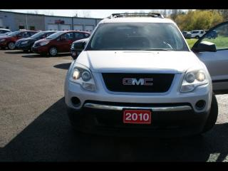 Used 2010 GMC Acadia SLE for sale in Brockville, ON
