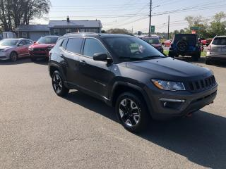 Used 2018 Jeep Compass Limited 4WD TRAILHAWK for sale in Truro, NS