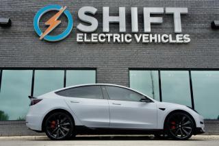 Used 2018 Tesla Model 3 PERFORMANCE ENHANCED AUTOPILOT, CARBON FIBER UPGRADES for sale in Oakville, ON