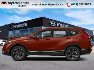 Used 2018 Honda CR-V Touring AWD  - $235 B/W - Low Mileage for sale in Kanata, ON