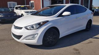 Used 2015 Hyundai Elantra Limited for sale in Dunnville, ON