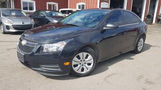 Used 2014 Chevrolet Cruze 1LT Auto for sale in Dunnville, ON