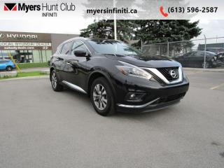 Used 2018 Nissan Murano AWD SL for sale in Ottawa, ON