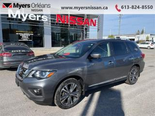 Used 2019 Nissan Pathfinder 4x4 Platinum  - Navigation - $261 B/W for sale in Orleans, ON