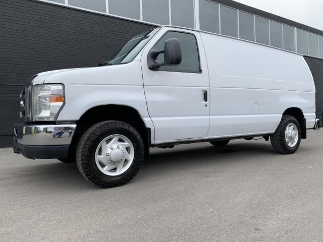 2013 Ford Econoline E-150 Certified and Serviced - Racks and Shelves
