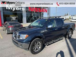 Used 2016 Nissan Frontier SL  - Sunroof -  Navigation - $217 B/W for sale in Orleans, ON